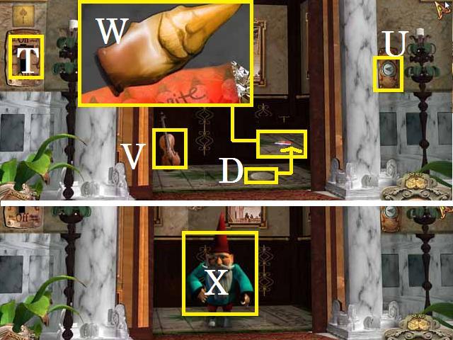 Misterios Antiguos: Secretos de la Mansión Howard