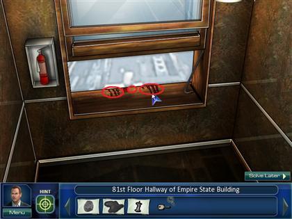 CSI NY Screenshot