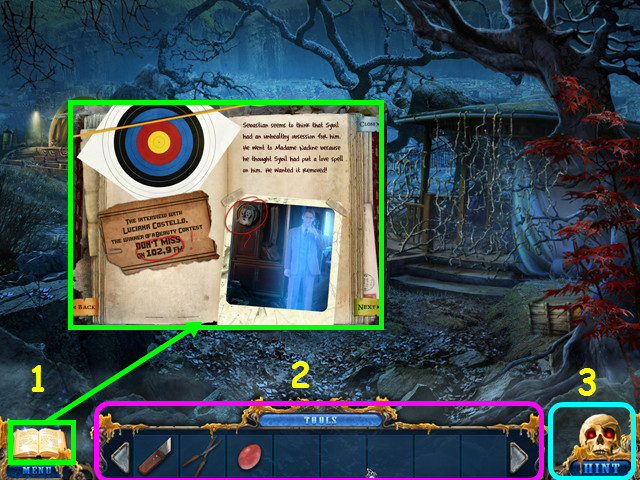 Dark Dimensions: Wax Beauty (Hidden Object Game from Big Fish)
