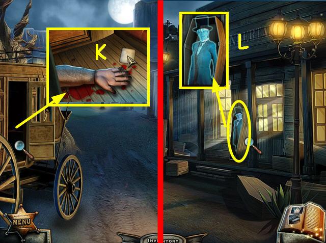 Encuentros Ghost: Deadwood