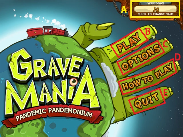Grave Mania: Pandemic Pandemonium