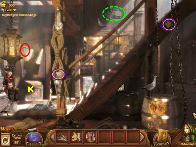 Прохождение Игры Приключение Робин Рождение Легенды