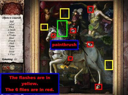 Serpent of Isis Game Screenshot 104