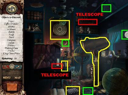 Serpent of Isis Game Screenshot 110