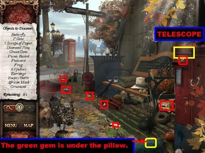 Serpent of Isis Game Screenshot 117