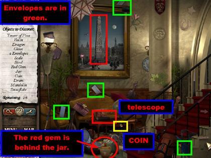 Serpent of Isis Game Screenshot 119