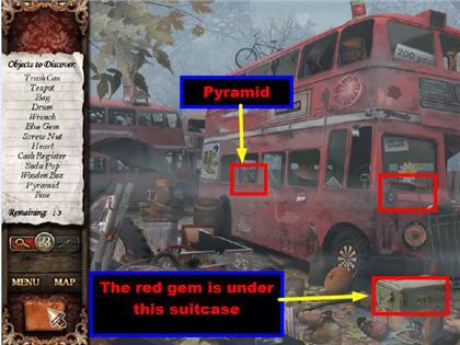 Serpent of Isis Game Screenshot 121