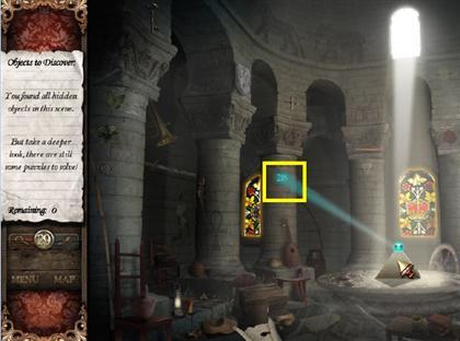 Serpent of Isis Game Screenshot 126