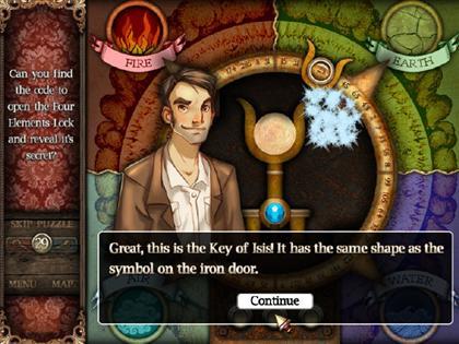 Serpent of Isis Game Screenshot 130