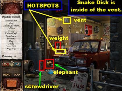 Serpent of Isis Game Screenshot 15