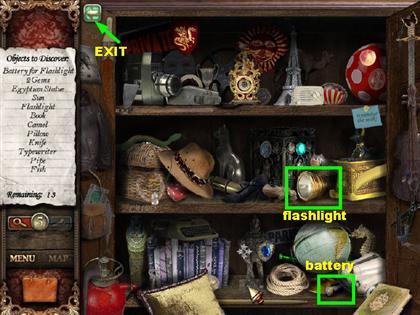 Serpent of Isis Game Screenshot 2