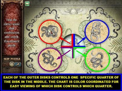 Serpent of Isis Game Screenshot 22
