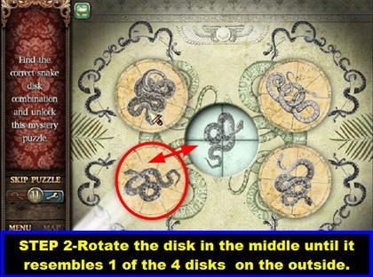 Serpent of Isis Game Screenshot 23