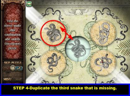 Serpent of Isis Game Screenshot 25