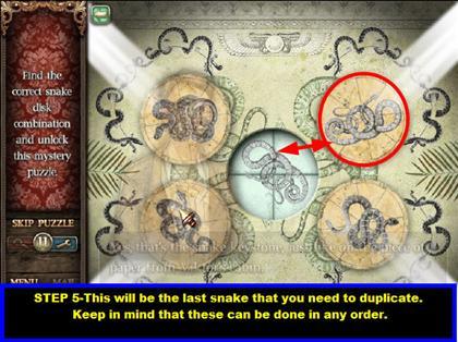 Serpent of Isis Game Screenshot 26