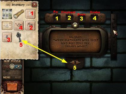 Serpent of Isis Game Screenshot 28