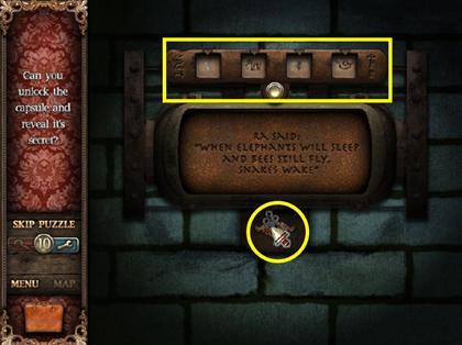 Serpent of Isis Game Screenshot 29