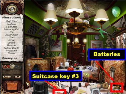 Serpent of Isis Game Screenshot 31