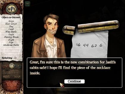 Serpent of Isis Game Screenshot 36