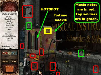 Serpent of Isis Game Screenshot 47