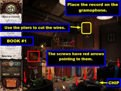 Serpent of Isis Game Screenshot 56