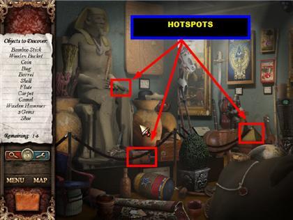 Serpent of Isis Game Screenshot 67