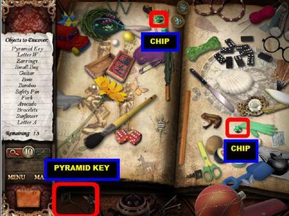 Serpent of Isis Game Screenshot 69