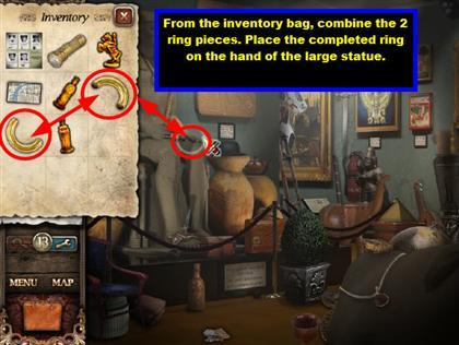 Serpent of Isis Game Screenshot 76
