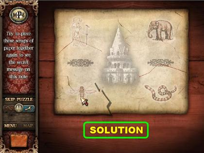 Serpent of Isis Game Screenshot 8