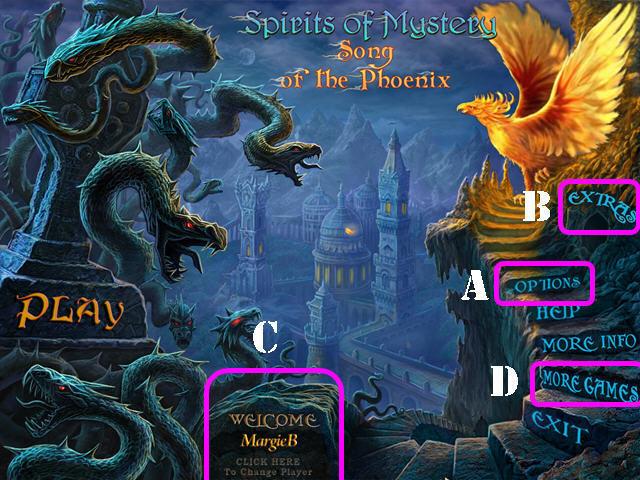 Espíritus de Misterio: Canción del Fénix