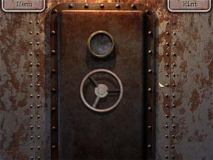 загадка 2 двери