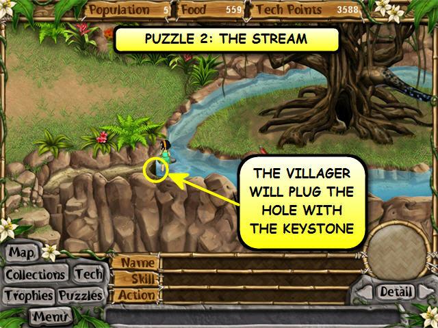 Virtual Villagers: El Árbol de la Vida