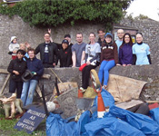 Cork Office Recognized For Cork Coastline Cleanup