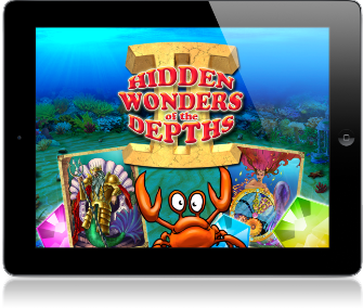 Hidden Wonders of the Depths 2 HD for iPad and iPhone Now Available