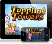 Toppling Towers Now Available for iPad and iPhone