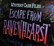 Mystery Case Files: Escape from Ravenhearst Release Party – Live!