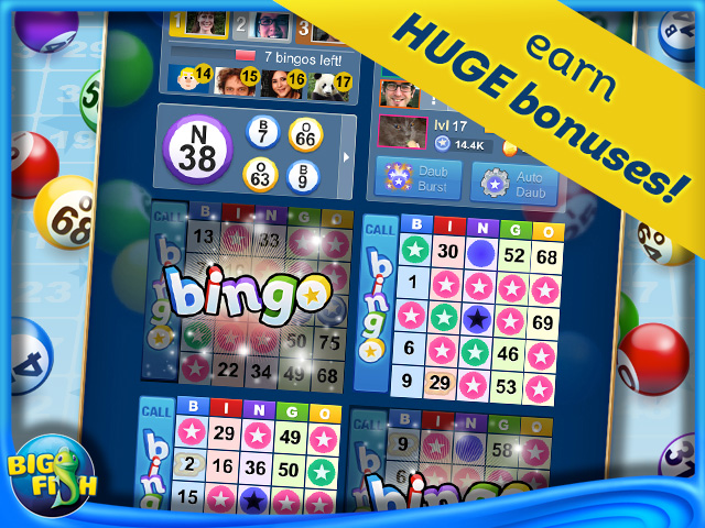 free bingo games online for fun