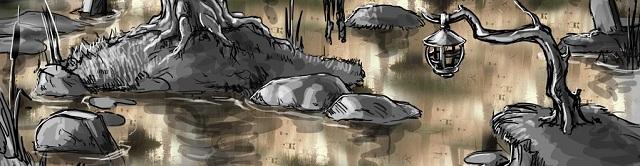Grave Testimony Swamp