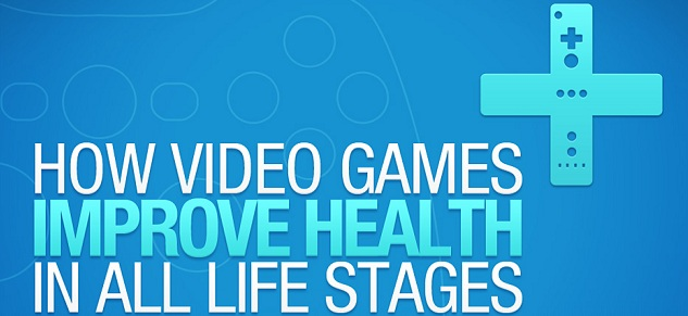 Can Video Games Improve Your Health?
