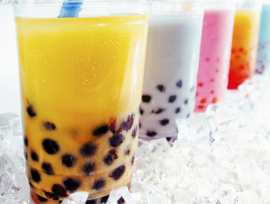 gaming drinks bubbletea