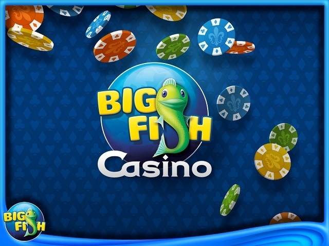 Big Fish Casino Announcement