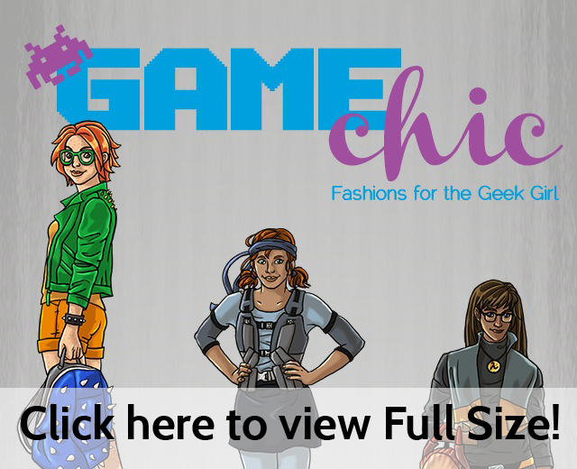 Gamer Girl Chic Preview