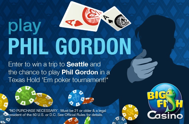 Phil Gordon Poker Contest