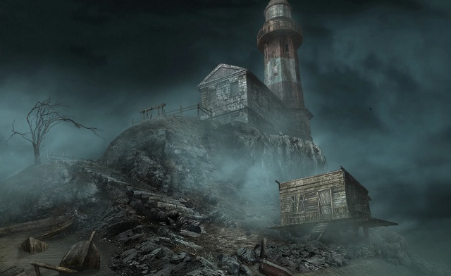 Shiver Poltergeist Lighthouse