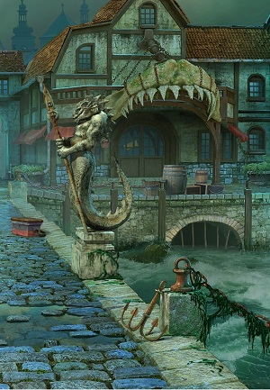 Mystery of the Ancients - Sea Serpent