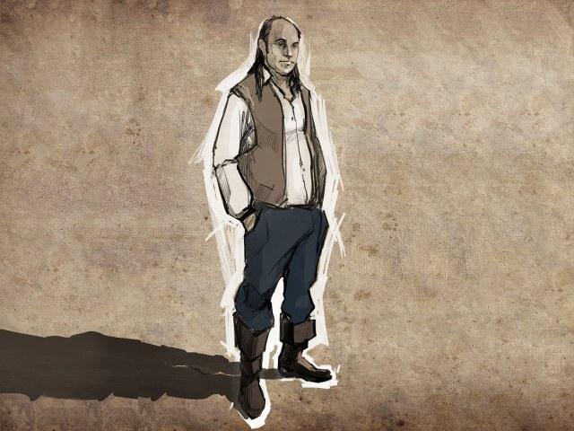 Phantasmat Concept Character