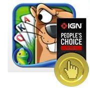 Fairway Solitaire Wins 2012 Peoples Choice Award!