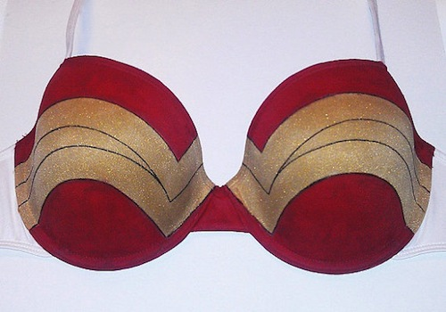 Wonder Woman Bra
