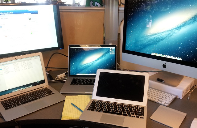 Ein Blick hinter die Kulissen: Gestatten, das Mac QS-Team