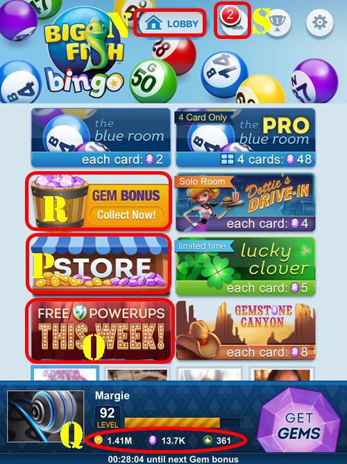 Big fish bingo tips and tricks big fish blog for Big fish casino best paying slot
